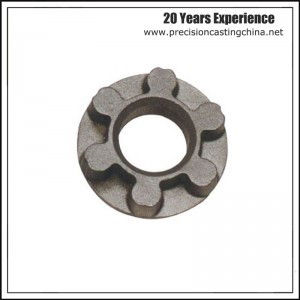 Mild Steel Auto & Motor Casting Parts Waterglass Casting Engine Components