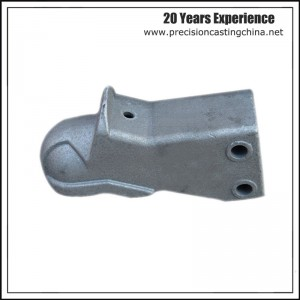 Hot Forged Truck Parts Carbon Steel