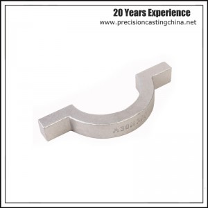Hot Forging High Manganese Steel Clamps