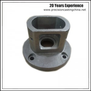 Nodular Iron Industries Components Precoated Sand Casting