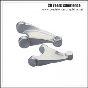 Forged Aluminum Bracket Generator Spare Parts