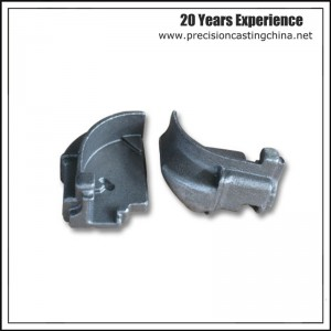 Forged Automobile Suspension Spare Parts Mild Steel Shell Mould Casting