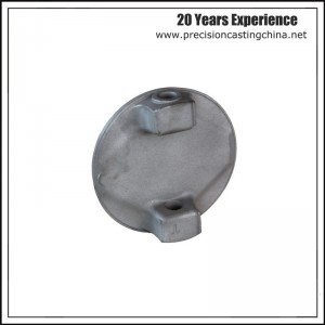 Forged Butterfly Valve Disc Grey Iron Precision Casting