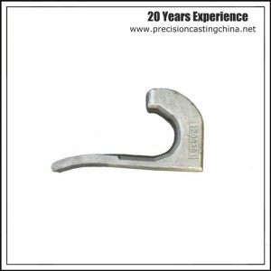 Forged Casting Factory Alloy Steel Casting Investment Casting Supplies