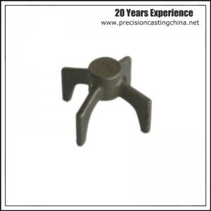 Forged Grey Iron Construction Spare Parts Investment Casting