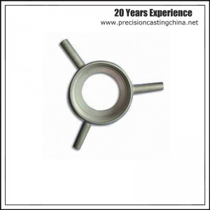 Forged Investment Cast Part Made of Stainless Steel Ideal for Aftermarket Parts