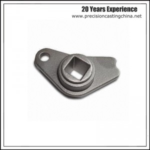 Forged Investment Casting for Metal Parts Made of Stainless Steel AISI316 OEM