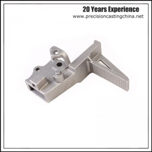 Investment Casting High Strength Low Alloy Steel Engineering Machinery Components