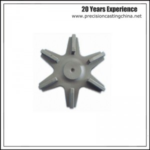 Stainless Steel AISI316 Investment Cast Part Ideal for Machines and Equipments