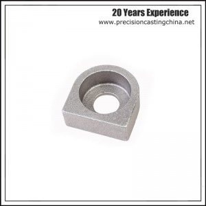 OEM Hot Forged  National Defense Parts High Manganese Steel