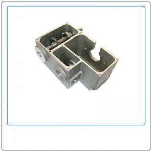 Aluminium Alloy Die Casting Gearbox Housing