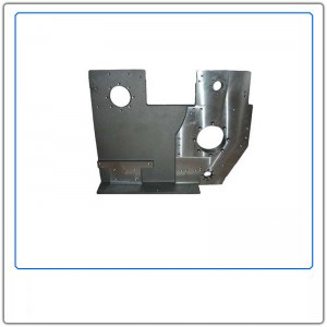 Aluminium Alloy Die Casting General Mechanical Parts