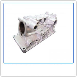 Aluminium Alloy Die Casting Lubrication System Parts Engine Blocks