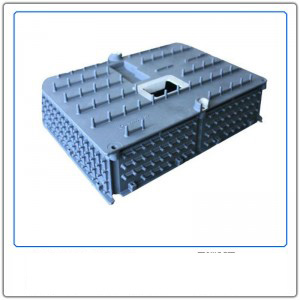 Aluminium Alloy Gravity Casting Electronic Communication Parts