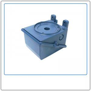 Aluminium Die Casting Electrical Parts Shell
