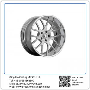 Aluminium Wheel Forged Part