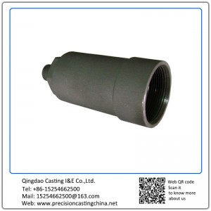 Black Oxide Hot Forged Carbon Steel Cooling System Components