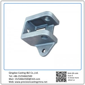 Nodular Iron Railway Train Casting Parts Shell Mould Casting Engineering Machinery Parts