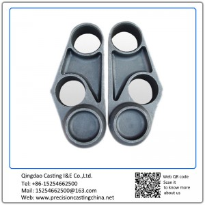 Hot Forged Truck Parts Mild Steel