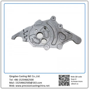Hot Forging  Forklift Accessories Automotive Components Alloy Steel
