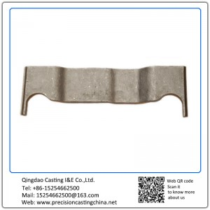 Hot Forging  Forklift Accessories Automotive Components Lost Foam Casting Process Nodular Iron