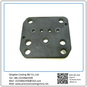 A Bush Malleable Iron Precoated Sand Casting