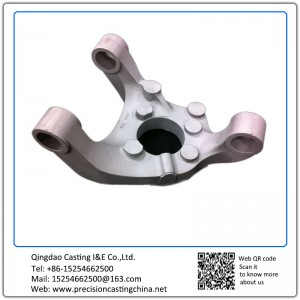 Agricultural Machinery Parts  Investment Casting Grey Iron