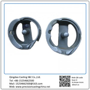 Alloy Steel Silica Sol Lost Wax Investment Casting Machinery Caps