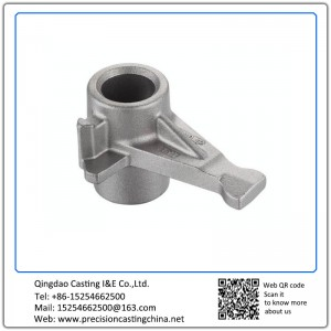 Alloy Steel Soluble Glass Casting Industries Components