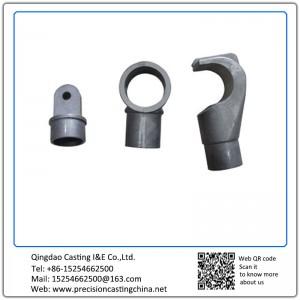 Aluminum Alloy Die Casting Pipe Clamp Precision Casting
