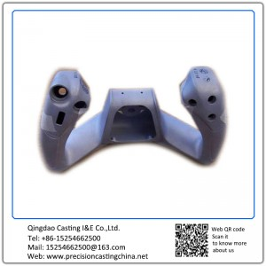 Aluminum Alloy Pressure Casting Automobile Suspension Spare Parts