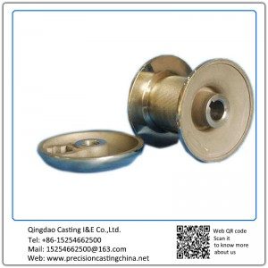 CNC Machined Ductile Iron Automotive Parts Investment Casting