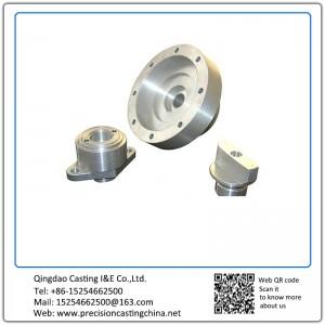 Aluminium Alloy Die Casting Machined Spare Parts