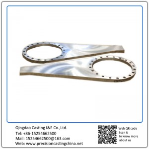 Customized Blanchard Ground Plates Stainless Steel