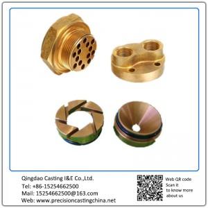 Brass Inserts Brass Machining Parts