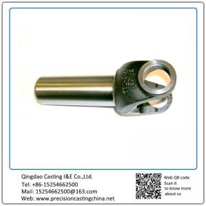 Carbon Steel Slip Yoke Precision Casting Cylinder Spare Part
