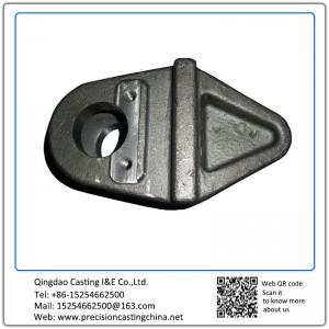 Cast Steel Products Investment Casting China Casting Machining