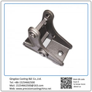 Customized  Alloy Steel Agricultural Machinery Parts Resin Sand Casting