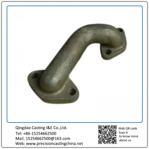 Customized  Alloy Steel Precision Casting Automotive Engine Components