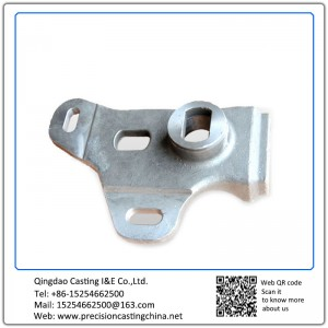 Customized  Automobile Spare Parts Nodular Iron Precision Casting
