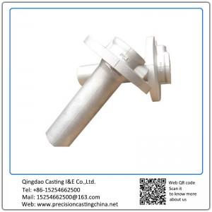 Aluminium Alloy Flanged Casting Pipe
