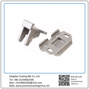 Appliance Housing Spare Parts Nodular Iron Clay Sand Casting Parts