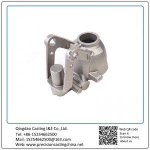 Crane Spare Parts Resin-bonded Sand Casting Heat-Resisting Steel