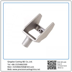 General Mechanical Parts Resin Sand Casting High Strength Low Alloy Steel