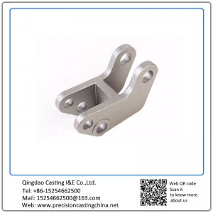 High Chromium Cast Iron Resin-bonded Sand Casting Aerospace Industries Spare Parts