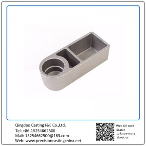 Customized ASTM DIN Standard High Strength Low Alloy Steel Resin Sand Casting High Manganese Steel Wearing Parts