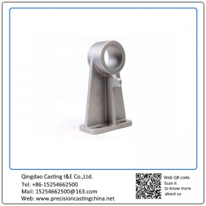 Hydraulic System Parts Resin Coated Sand Casting High Chromium Cast Iron