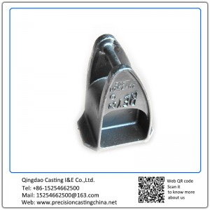 Customized Automotive Components Cast Nodular Iron Mining Mechanical Parts