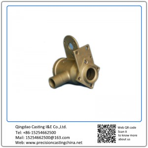 ASTM DIN Standard Automobile Parts Shell Mould Casting Mild Steel