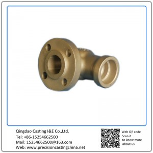 ASTM DIN Standard Automotive Pipe Parts Investment Casting Carbon Steel